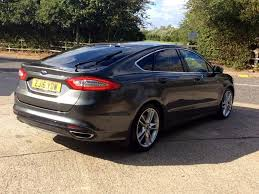 used 2016 ford mondeo 2 0 tdci 180 titanium 5dr for sale in essex
