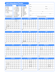 Vacation Accrual Spreadsheet 8 Best Images Of Vacation Tracker Calendar 2016 Printable