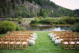 lake wedding real grand lake wedding from this day events