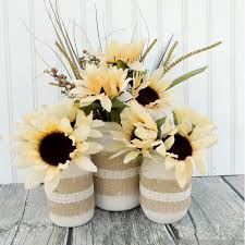 jar centerpiece 35 thrifty jar centerpieces that look simply amazing ritely