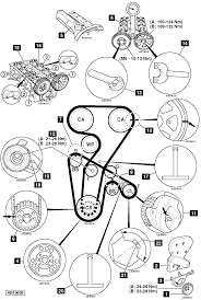 to replace timing belt on alfa romeo 156 2 0 ts 16v 2002 2005