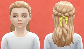 sims 4 curly hair short hairs picture gallery
