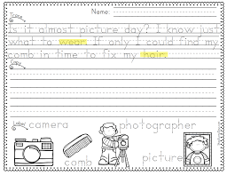 zaner bloser writing paper printable working handwriting into your literacy block sunny days in i specifically made these practice pages rhyme because i found that my kids really seemed to be having some difficulty with the concept over the past couple