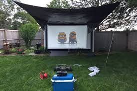Backyard Theater Ideas Backyard Theater Gardening Design