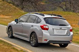 subaru wagon 2012 subaru impreza a closer look