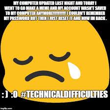Emoji Meme - sad emoji meme generator imgflip