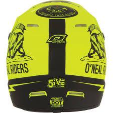 dot motocross helmets oneal 5 series california motocross helmet atv quad bike off road