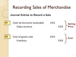 record sale price chapter 5 accounting for merchandising operations merchandising