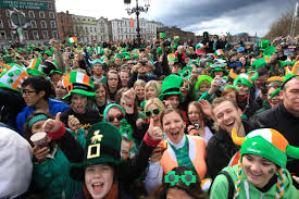 st patrick u0027s day parades around the world give revelers a chance