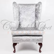 furniture nursery chairs amp ottomans modern tufted wingback