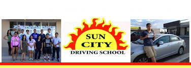 services sun city driving