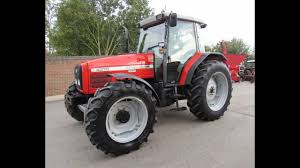 massey ferguson 4370 walkround video youtube