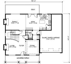 farmhouse style house plan 4 beds 2 50 baths 2580 sq ft plan