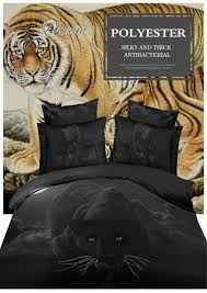 salin leopard print 3d bedding set duvet cover bed linen comforter