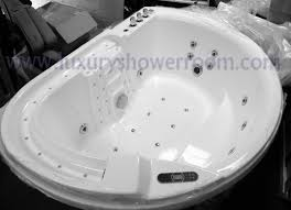 2 Person Spa Bathtub Xxl 2 Person Jetted Bathtub Massage Tub Whirlpool U0026 Air Massage