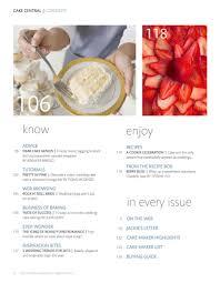 wedding cake ingredients list cake central magazine volume 4 issue 2 pdf cake central