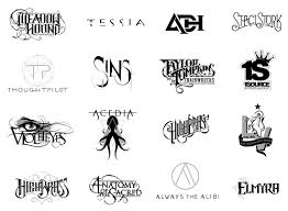 band logo designer exothermic design graphic design for bands