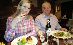 la cuisine des desperate poisoning victim yulia skripal is desperate to to moscow