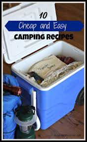 Cheap Easy Dinner Ideas For 2 Best 25 Camping Meals Ideas On Pinterest Camping Foods Food