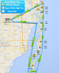 Zip Code Miami Map by Miami Fl Helicopter Tours U0026 Charters Miamihelicopter Com