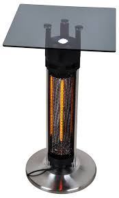 table top gas patio heaters cyclops table heater u2014 chillchaser