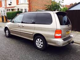 kia sedona 2 9 diesel automatic 7 seater in portsmouth