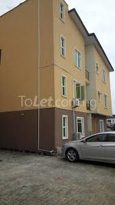 Studio Flat by 1 Bedroom Mini Flat Self Contain For Rent Jakande Lekki Lagos Pid