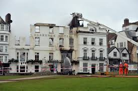 Clarence House London by Exeter Fire Royal Clarence Hotel U2013 The Oldest In England