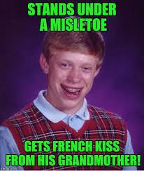 Meme French Grandmother - bad luck brian meme imgflip