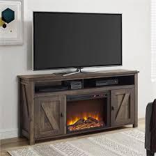 Electric Fireplace Entertainment Center Farmington Electric Fireplace Tv Console For Tvs Colors