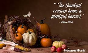 happy thanksgiving quotes for family and friends s world