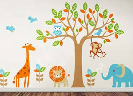 Nursery Wall Decorations Removable Stickers 19 Wall Decals Decorating Kid 039 S Room With Interesting