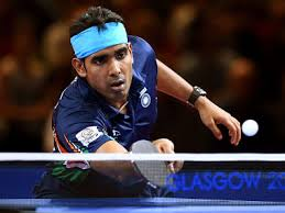 Table Tennis Championship World Table Tennis Championship 2017 Sharath Kamal To Lead