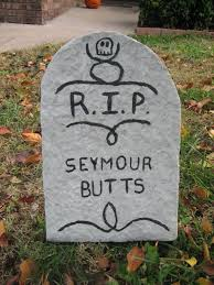how to make tombstones for halloween decorations halloween tombstone lawn decoration 8 steps with pictures