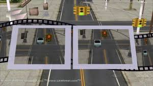 red light camera violation nyc how red light camera systems work photo ticket enforcement youtube