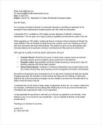 19 email cover letter templates and examples free u0026 premium