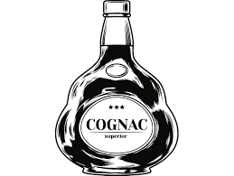 mixed drink clipart black and white alcohol bottle 4 cognac liquor drink drinking cocktail bar