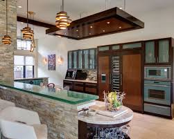 Countertops For Kitchen Glass Countertops For Kitchens Houzz