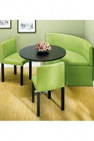Kitchen Table For Small Spaces Round Table With Four Chairs Three Legs Would B Nice To Save