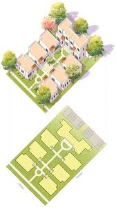 missing middle housing close up bungalow courts u2014 opticos design