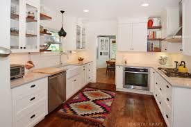 Custom Kitchen Cabinets Nj Modern Farmhouse Cabinets In Upper Montclair Nj