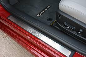 lexus es trunk space 2017 lexus es 300h test drive review autonation drive automotive