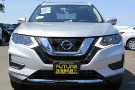 nissan rogue third row new 2017 nissan rogue sv sport utility in roseville n44357