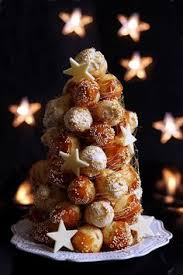cake love a french croquembouche decorated with lavender