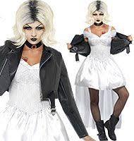 Tiffany Halloween Costume Diy Bride Chucky Tiffany Costume Costumes