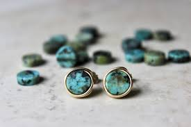 turquoise earrings turquoise earrings designed by