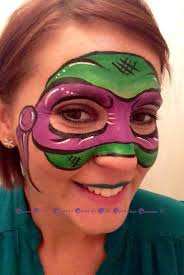 best 25 ninja turtle face paint ideas only on pinterest