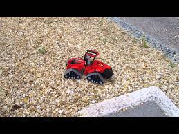 lego case steiger quadtrac youtube