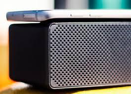 motion l wireless speaker drop and play wireless speaker
