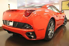 Ferrari California Coupe - used 2010 ferrari california stock p3303 ultra luxury car from